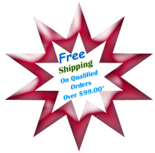 Free Shipping on Qualifying Orders Over $150.00. Including Shampoo