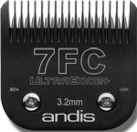 Andis UltraEdge Plus Charcoal 7FC blade