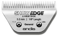 Andis ShowEdge Wide 7F Takedown Blade
