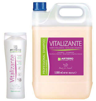Artero Vitalizante Shampoo for Dogs