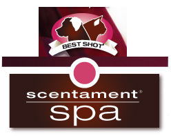 Best shot scentaments spa shampoos and conditioners