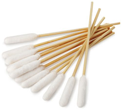 Bamboo Sticks Cotton Buds for Dog Ears