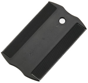 Palstic Double Sided Flea Combs