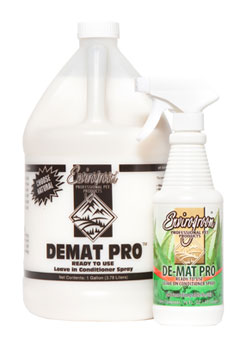 Envirogroom Demat-Pro Ready to Use Spray