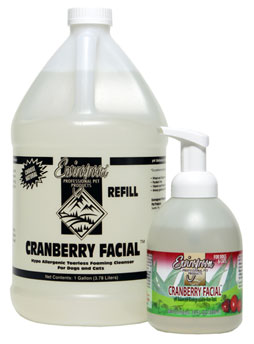 Envirogroom Cranberry Facial
