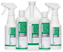 Simply Fresh Special FX Premium Pet Products by Envirogroom