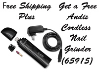 Get a Free Andis Cordless Nal Grinder when you Purchase the Andis Pulse ZR