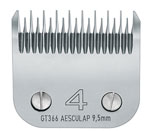 Aesculap 4 Skip Tooth Blade