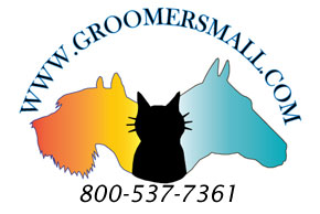 Groomer's Mall Professional Pet Grooming Products Featuring Nature' Specialties Shampoos, Conditioners and Sprays