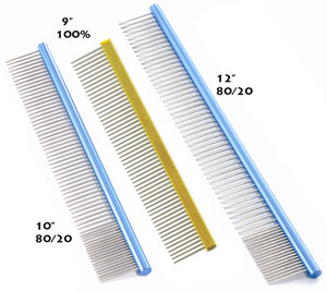 Large Breed Combs