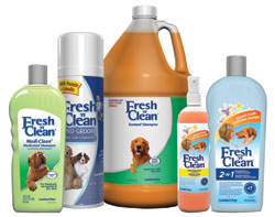 PetAg Lambert Kay Fresh'n Clean Sprays, Shampoo and Conditioners for Dogs