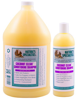 Nature's Specialties Coconut Clean Shampoo