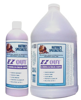 Nature's Specialties EZ Out Shampoo