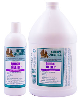 Nature S Specialties Quick Relief Neem Shampoo