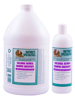 Nature's Specialities Colloidal Oatmeal Shampoo