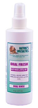 Nature's Specialties Oral Fresh for Dogs