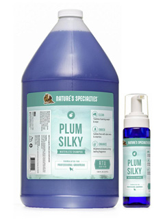 Nature's Specialties Plum Crazy Foaming Face Wash