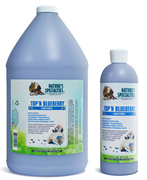 Nature's Specialties Top'n Blueberry Conditioner