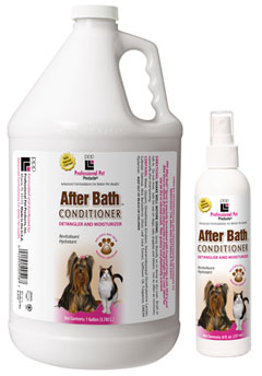 Professional Pet Products After Bath Spray