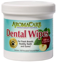 PPP Aromacare Dental Wipes for Dogs and Puppies