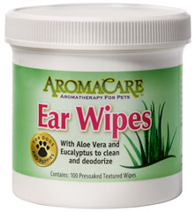 PPP Ear Wipes for dogs