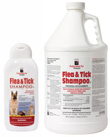 PPP Flea and Tick Shampoo II
