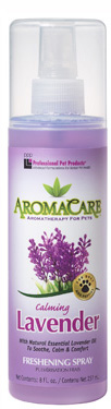 PPP Professional Pet Products Aromacare Calming Lavender Shampoo and Calming Spray