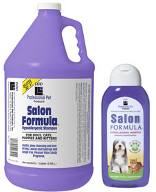 PPP Professional Pet Products Salon Shampoo for Dogs and Cats