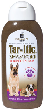 Professional Pet Products Tarific Shampoo for Dogs