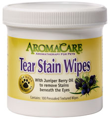 PPP Tear Stain Wipes for Dogs
