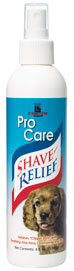 PPP Shave Relief Clipper burn treatment