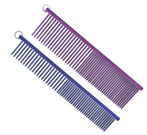 Resco Anti-Static Combination Combs