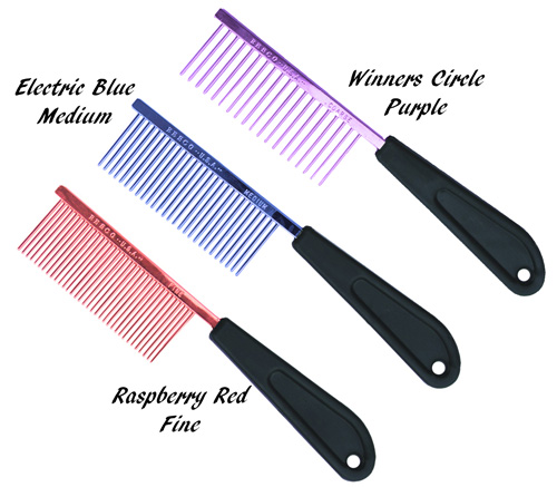 Persian cat grooming comb