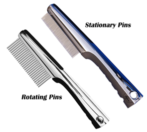 Resco Pro Series Pet Combs