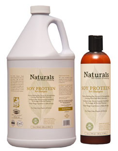 Show Season Naturals Soy Protein Shampoo