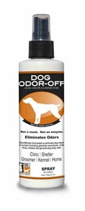 Thornell Dog Odor Off Spray