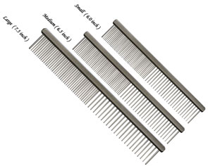 Utsumi Utility Combs