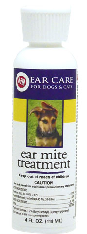 Ear Mite Powder For Cats